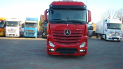 MERCEDES ACTORS 1845 MP4 EURO 5 2012R Z HYDRAULIKA