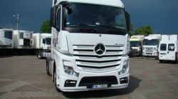 MERCEDES ACTROS 1842 MP4 EURO 6 2014 ROK