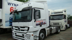 MERCEDES ACTROS 1841 MP3 2013 ROK